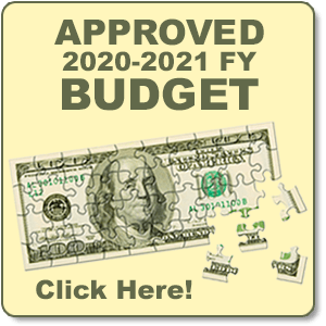 Approved FY 2020-2021 City Budget