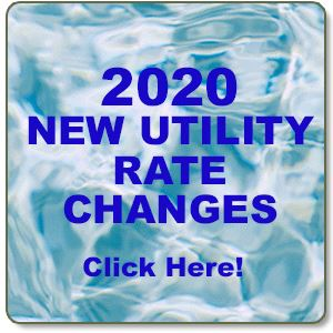Water Rate Changes