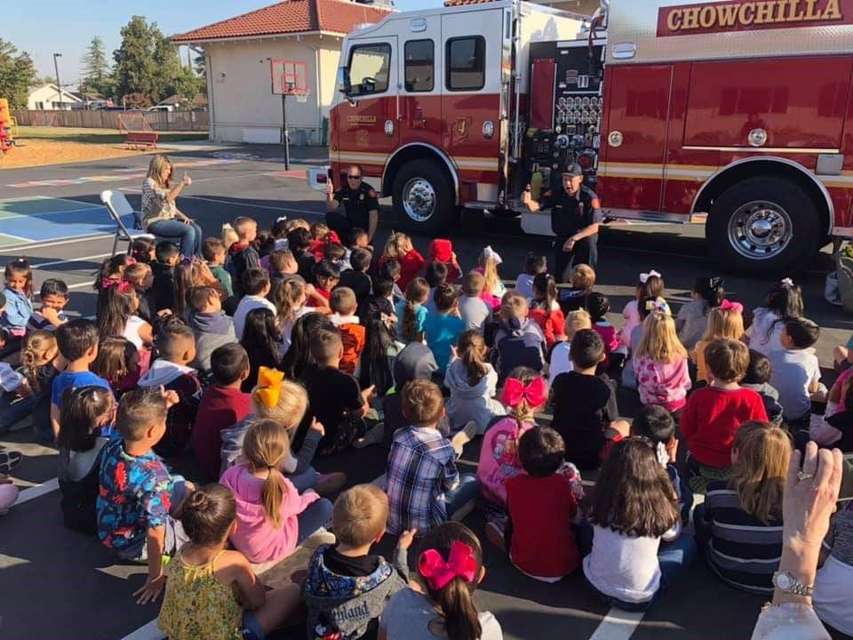 Fire Prevention School Program
